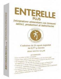 ENTERELLE PLUS 24 CAPSULE