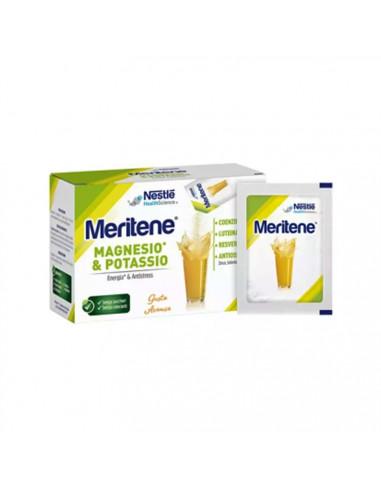 MERITENE MAGNESIO/POTASSIO 20 BUSTINE