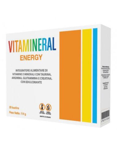 VITAMINERAL ENERGY 20 BUSTINE