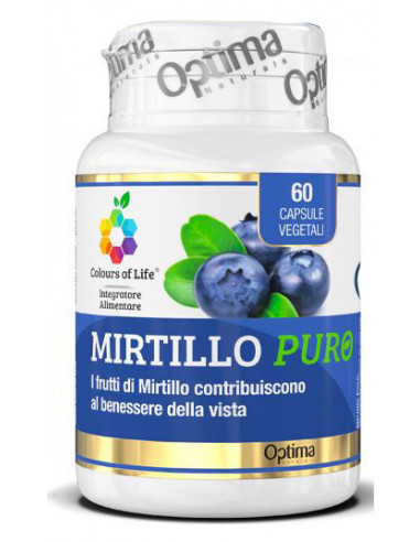 COLOURS OF LIFE MIRTILLO PURO 60...