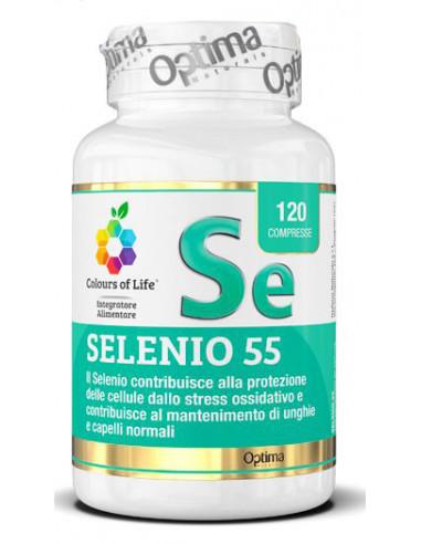 COLOURS OF LIFE SELENIO 55 120...